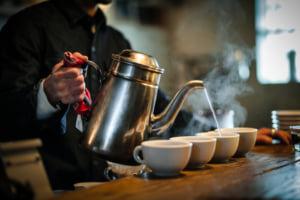 ライフスタイル 年収700万円 コーヒーたいーむ