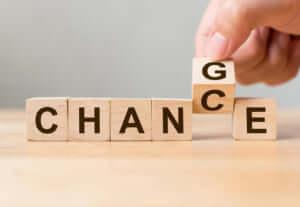 変化を成功に変える